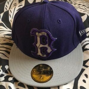 Boston Fitted Hat